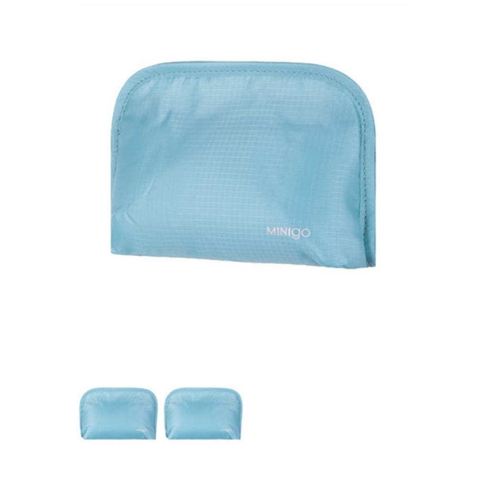 MINIGO Portable Cosmetic Bag (Green)