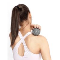 Massage Ball (Rose Red, Grey)