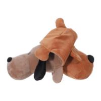 Brown-Khaki Dog Plush Toys